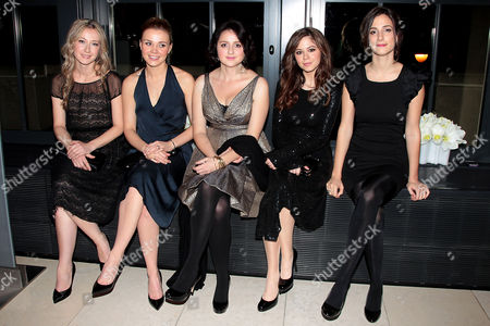 Editorial photo of A special Marie Claire screening of 'In The Land Of Blood And Honey', New York, America - 06 Dec 2011