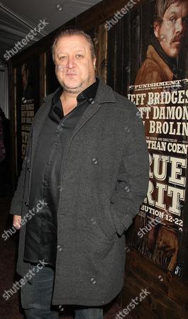 Editorial picture of 'True Grit' film premiere, New York, America - 14 Dec 2010