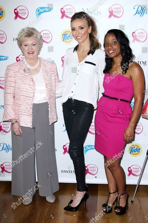 Editorial picture of 'Do It For the Girls' day of action, New York, America - 20 Sep 2012