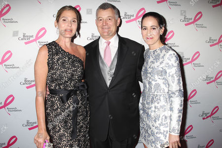Aerin Lauder, William P. Lauder and Jane Lauder