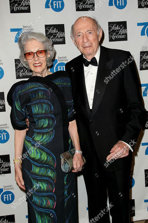 Editorial photo of FIT's Annual Gala to Honor Edwin A. Goodman and Saks Fifth Avenue, New York, America - 15 Jun 2015