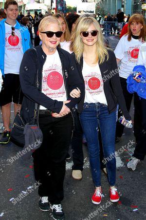 Editorial image of 16th Annual EIF Revlon Run Walk, New York, America - 04 May 2013