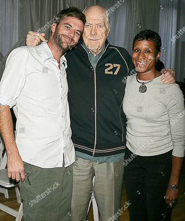 Paul Thomas Anderson, Robert Altman and Michelle Byrd