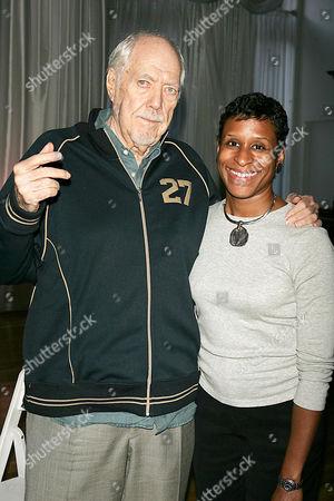 Robert Altman and Michelle Byrd