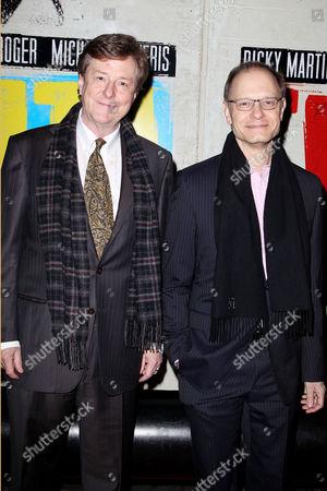 David Hyde Pierce with husband Brian Hargrove
