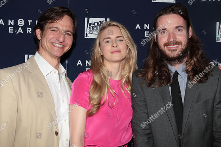 Editorial image of 'Another Earth' Film Premiere, New York, America - 20 Jul 2011