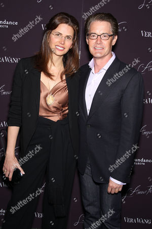 Editorial picture of 'L'Amour Fou'  Yves Saint Laurent documentary screening, New York, America - 01 May 2011