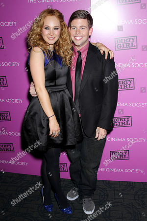 Stock Picture of Juno Temple, Jeremy Dozier