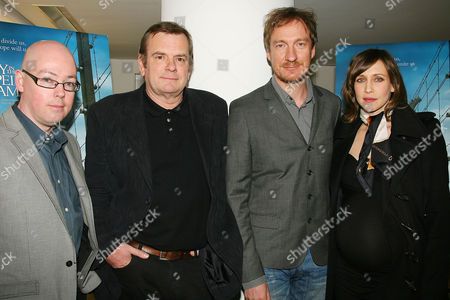John Boyne ,Mark Herman ,David Thewlis and Vera Farmiga