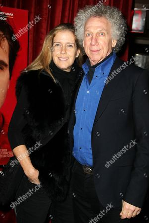 Bob Gruen and Elizabeth Gregory Gruen