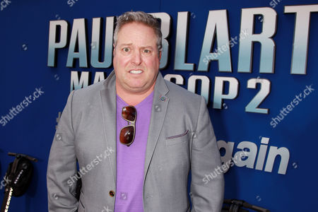 Stock Picture of Gary Valentine