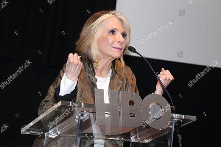 Sheila Nevins (Pres., HBO Documentary Films & Family)