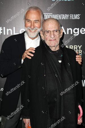 William David Webster and Larry Kramer