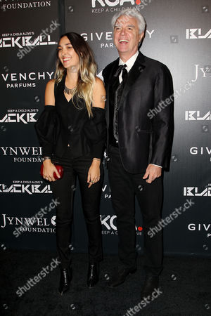 Editorial picture of 11th Annual 'Keep A Child Alive' Black Ball, New York, America - 30 Oct 2014