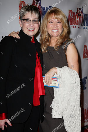 Stock Picture of Marcia Milgrom Dodge and Kathie Lee Gifford
