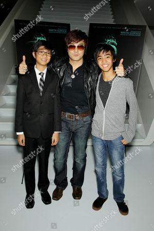 Stock Image of Michael Gregory Fung, Shing Ka, Alex Fox
