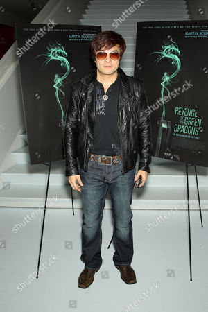 Editorial picture of 'Revenge of the Green Dragons' film screening, New York, America - 21 Oct 2014