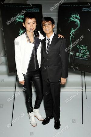 Celia Au, Michael Gregory Fung