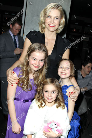 Editorial photo of 'Mama' film screening after party, New York, America - 07 Jan 2013