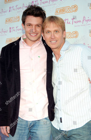 Editorial picture of TREVOR PROJECT'S CRACKED X - MAS 8, LOS ANGELES, AMERICA - 04 DEC 2005