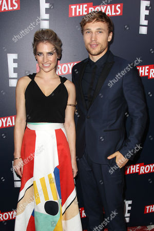 Sophie Colquhoun and William Moseley
