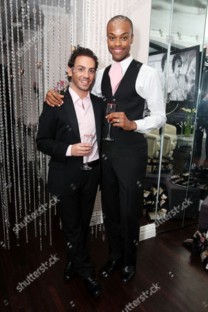 Editorial photo of Opening of Giannillo - the Salon in New York, America - 17 Dec 2009