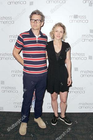 Editorial picture of 'Mistress America' film premiere, New York, America - 12 Aug 2015