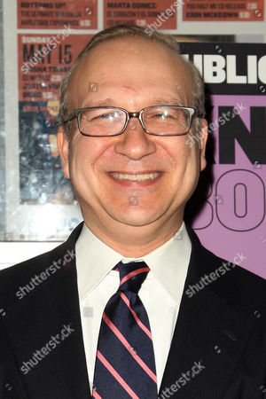 Editorial image of 'Knickerbocker' play premiere, New York, America - 19 May 2011
