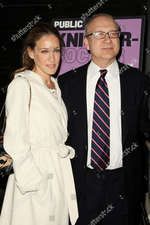 Sarah Jessica Parker and brother Pippin Parker