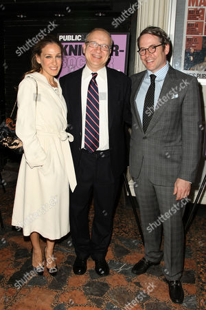 Sarah Jessica Parker, Pippin Parker and Matthew Broderick