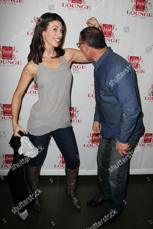 Claire Robinson and Robert Irvine