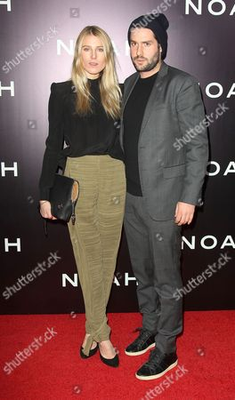 Editorial picture of 'Noah' film premiere, New York, America - 26 Mar 2014