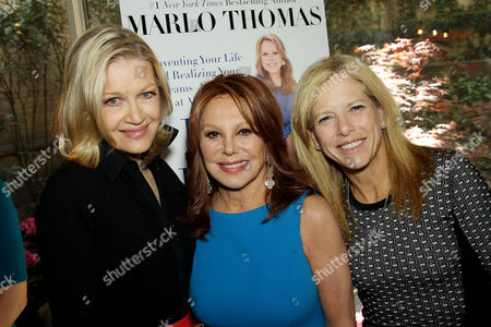 Editorial photo of A Celebratory Luncheon in honor of Marlo Thomas & her new book 'It Ain't Over...Till It's Over', New York, America - 24 Apr 2014