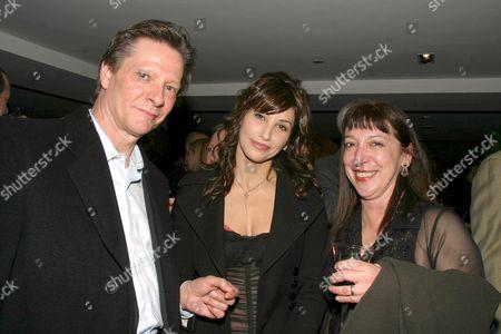 Chris Cooper, Gina Gershon and Marianne Leone