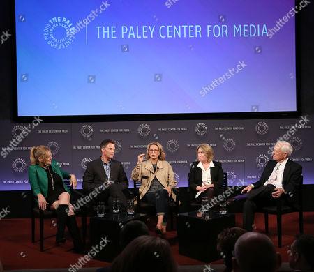 Lori Mccreary, Tim Daly, Tea Leoni, Barbara Hall, Bob Schieffer