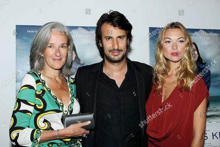 Tatiana De Rosnay, Gilles Paquet-Brenner and Charlotte Poutrel