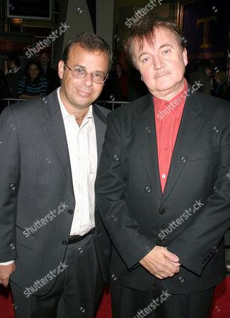 Rick Moranis and Dave Thomas.