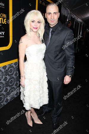 Taryn Manning and Jay Giannone