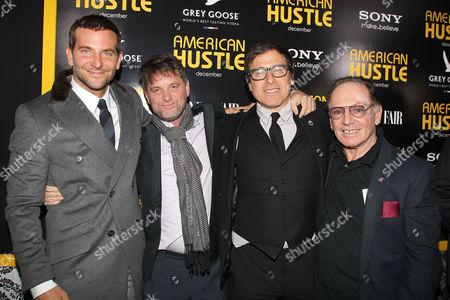 Bradley Cooper, Shea Whigham, David O Russell, Paul Herman