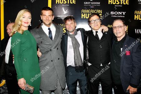Elisabeth Rohm, Bradley Cooper, Shea Whigham, David O Russell, Paul Herman