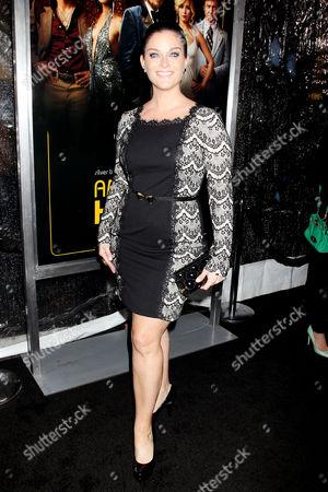 Editorial image of 'American Hustle' film premiere, New York, America - 08 Dec 2013