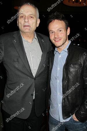 David Chase and Chris Terrio