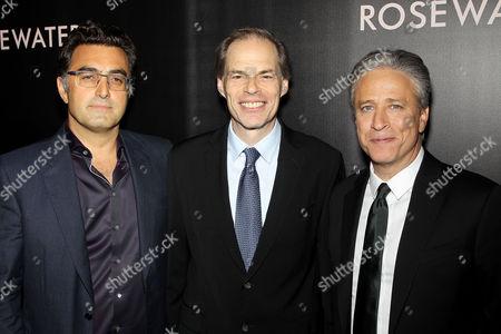 Editorial photo of 'Rosewater' film premiere, New York, America - 12 Nov 2014