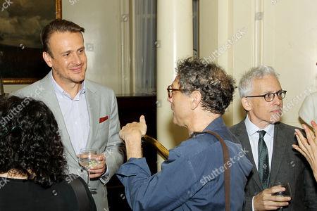 Stock Photo of Jason Segel, Guest, Donald Margulies (screenwriter)