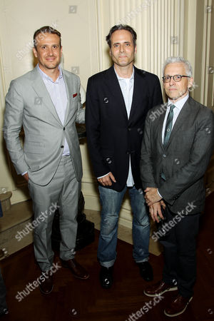 Editorial picture of 'The End of the Tour' film luncheon, New York, America - 04 Aug 2015