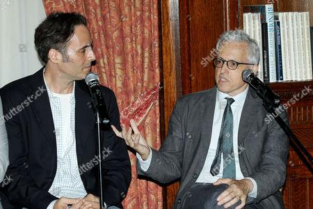 David Lipsky (Author), Donald Margulies (Screenwriter)