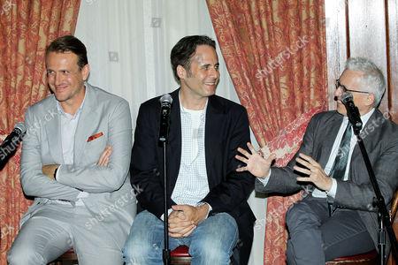 Jason Segel, David Lipsky (Author), Donald Margulies (Screenwriter)