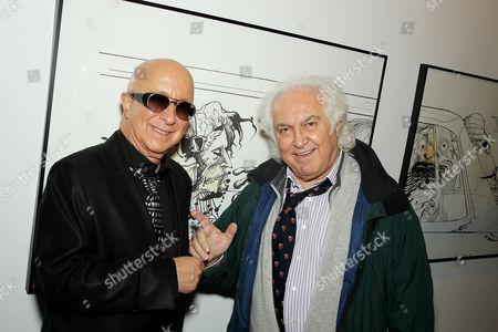 Paul Shaffer, Tony Shafrazi