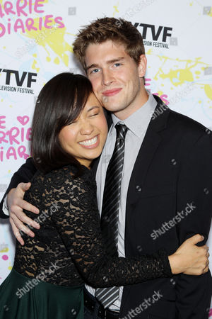 Ellen Wong and Brendan Dooling