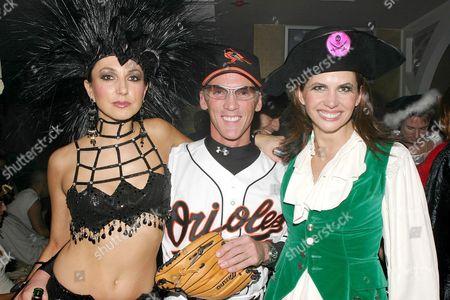 Monica Mitro with David Kirsch (c) and Desiree Gruber.